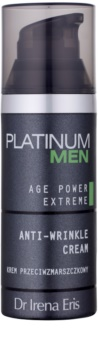 Dr Irena Eris Platinum Men Age Control зміцнюючий крем для зрілої шкіри