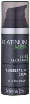 Dr Irena Eris Platinum Men 24 h Protection noćna krema za regeneraciju za umornu kožu lica