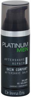 Dr Irena Eris Platinum Men Aftershave Repair After Shave Balsam zur Beruhigung der Haut
