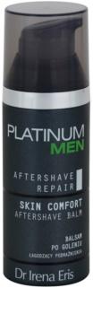 Dr Irena Eris Platinum Men Aftershave Repair балсам за след бръснене за успокояване на кожата