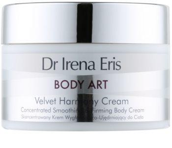 Dr Irena Eris Body Art Velvet Harmony Cream Koncentrerad mjukgörande och åtstramande kroppskräm