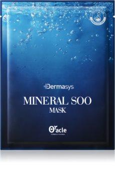 Dr. Oracle Dermasys Mineral Soo vyživujúca plátienková maska s minerálmi