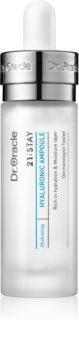 Dr. Oracle 21:STAY Hyaluronic Ampoule Hyaluron Serum für hydratisierte und strahlende Haut
