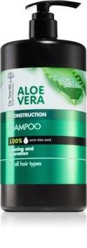 Dr. Santé Aloe Vera shampoing fortifiant à l'aloe vera