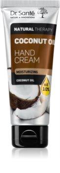 Dr. Santé Coconut crème hydratante mains à l'huile de coco