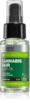 Dr. Santé Cannabis tápláló olaj hajra