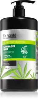 Dr. Santé Cannabis regenerační šampon s konopným olejem
