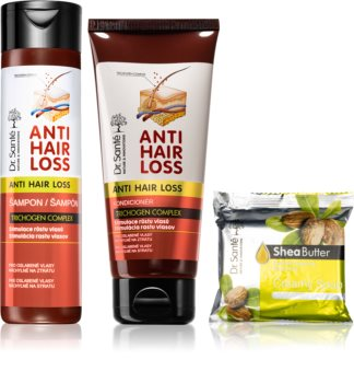 Dr. Santé Anti Hair Loss confezione conveniente III.