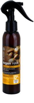 Dr. Santé Argan sprej pre poškodené vlasy