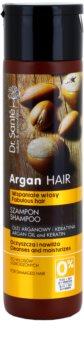 Dr. Santé Argan shampoing hydratant pour cheveux abîmés