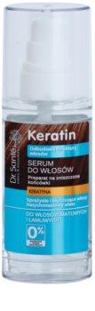 Dr. Santé Keratin Herstellende Serum  voor Geslpeten Haarpunten