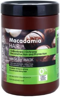 Dr. Santé Macadamia máscara cremosa para cabelo enfraquecido