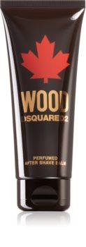 Dsquared2 Wood Pour Homme балсам за след бръснене за мъже