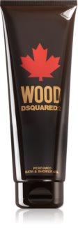 Dsquared2 Wood Pour Homme gel de dus si baie pentru bărbați