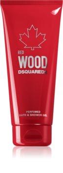 Dsquared2 Red Wood gel de dus si baie pentru femei