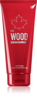 Dsquared2 Red Wood sprchový a koupelový gel pro ženy