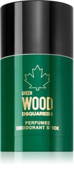 Dsquared2 Green Wood deostick pentru bărbați