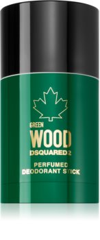 Dsquared2 Green Wood deostick pro muže