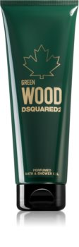 Dsquared2 Green Wood Shower And Bath Gel for Men