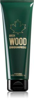 Dsquared2 Green Wood Suihku- Ja Kylpygeeli Miehille