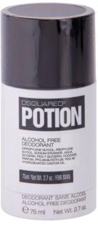 Dsquared2 Potion desodorante en barra para hombre 75 ml