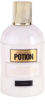 Dsquared2 Potion leite corporal para mulheres 200 ml