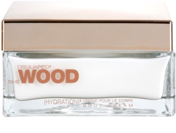 Dsquared2 She Wood creme corporal para mulheres