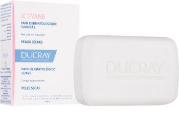 Ducray Ictyane Tvålbit för torr hud