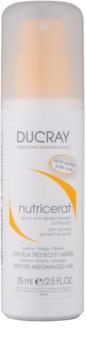 Ducray Nutricerat Protective Spray To Treat Hair Dryness