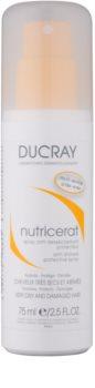 Ducray Nutricerat spray protector strat protectiv impotriva uscarii parului