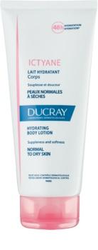 Ducray Ictyane latte idratante corpo per pelli normali e secche