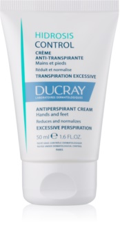 Ducray Hidrosis Control crème antitranspirante mains et pieds
