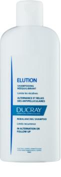 Ducray Elution shampoing rééquilibrant pour renouveler l'équilibre des cuirs chevelus sensibles