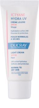 Ducray Ictyane crème légère pour peaux normales à sèches SPF 30