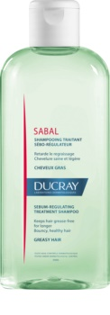 Ducray Sabal șampon pentru par gras