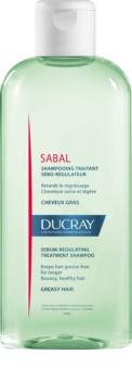Ducray Sabal Shampoo  voor Vet Haar