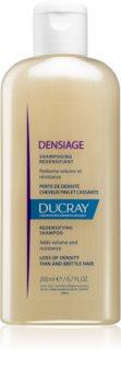 Ducray Densiage Elvyttävä Hiustenpesuaine Heikoille ja Vaurioituneille Hiuksille