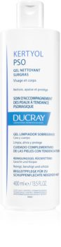 Ducray Kertyol P.S.O. Scalp and Body Cleansing Gel for Skin with Psoriasis