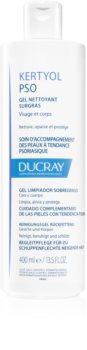 Ducray Kertyol P.S.O. τζελ πλυσίματος για σώμα και δέρμα της κεφαλής
