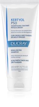 Ducray Kertyol P.S.O. pečující šampon proti lupům