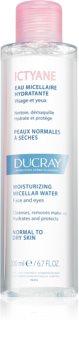 Ducray Ictyane eau micellaire hydratante pour peaux normales à sèches