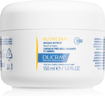 Ducray Nutricerat nährende Haarmaske für trockenes und beschädigtes Haar