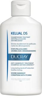 Ducray Kelual DS Ravitseva Hiustenpesuaine Hilsettä Vastaan