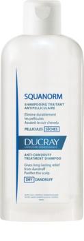 Ducray Squanorm Shampoo To Treat Dry Dandruff