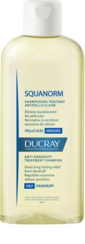 Ducray Squanorm șampon pentru par gras si cu matreata