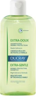 Ducray Extra-Doux shampoo per il lavaggio frequente dei capelli