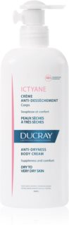 Ducray Ictyane crema idratante intensa per pelli secche e molto secche