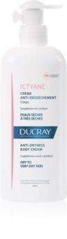 Ducray Ictyane Intensiv blødgørende creme til tør og meget tør hud