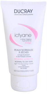 Ducray Ictyane creme hidratante para pele normal a seca