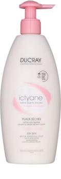 Ducray Ictyane crema de ducha suave para pieles secas